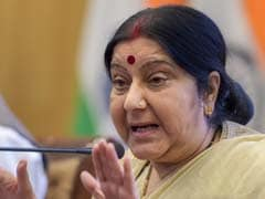 After Rajnath Singh's Comments On Talks With Pakistan, Sushma Swaraj's Take