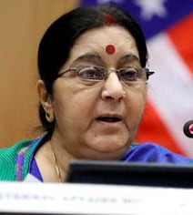 'Honoured With Some Tweets': Sushma Swaraj Throws An Uppercut At Trolls