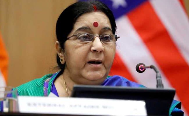 Ram Madav Disapproves 'Abuses, Death Wishes' Against Sushma Swaraj
