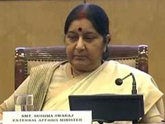 Sushma Swaraj Apologises For Saying PM Modi Addressed Indians In Nepal