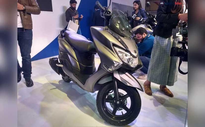 Suzuki Burgman Street 125 Scooter Launch Highlights: Price, Specifications, Features, Images