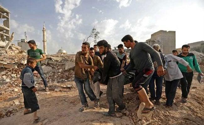 अमेरिका की मदद से फ्री सीरियन आर्मी' रासायनिक हमले की कर रही है तैयारी : रूसी सेना