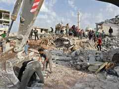 सीरिया में बमबारी, तीन बच्चों सहित आठ लोगों की मौत