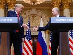 US Considering Putin's Proposal To Let Russia Interrogate Ex-US Officials