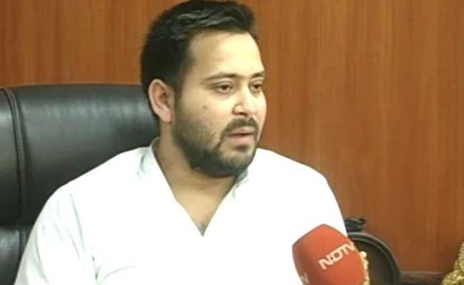 तेजस्वी बोले, महागठबंधन में नीतीश कुमार की कोई जगह नहीं, 'चाचा' को तो BJP भी छोड़ देगी!