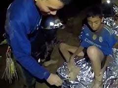 Chile Miners Urge Rescued Thai Boys To Be Wary Of New-Found Fame
