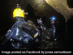 "Thai Boys Were Passed ""Sleeping"" On Stretchers Through Cave: Rescue Diver"