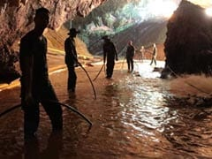 Rescue At Thai Cave Ends In Triumph: How The Boys Were Led Out By Divers