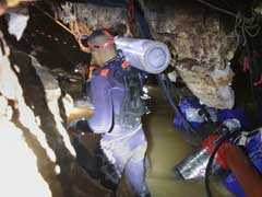 8 Thai Boys Wait To Be Freed From Cave, Rescue Ops On Hold For 10 Hours