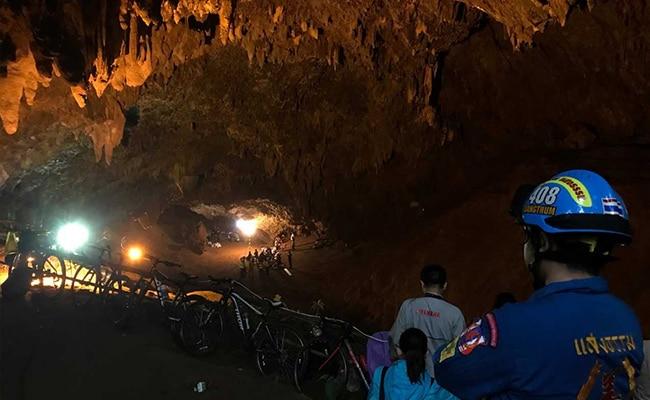 thailand cave