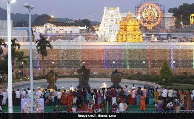 तिरुपति बालाजी के मंदिर में श्रद्धालुओं की एंट्री पर 6  दिनों के लिए नहीं लगेगा बैन, विशेष कर्मकांड के दौरान भी भक्त कर सकेंगे दर्शन
