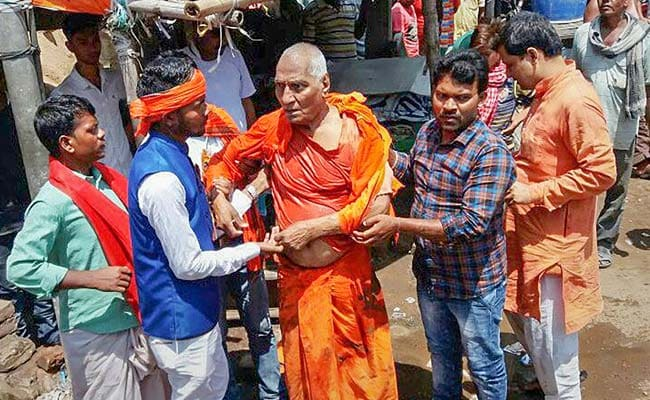 BJP Leader Questions Swami Agnivesh's 'Track Record' After Mob Attack