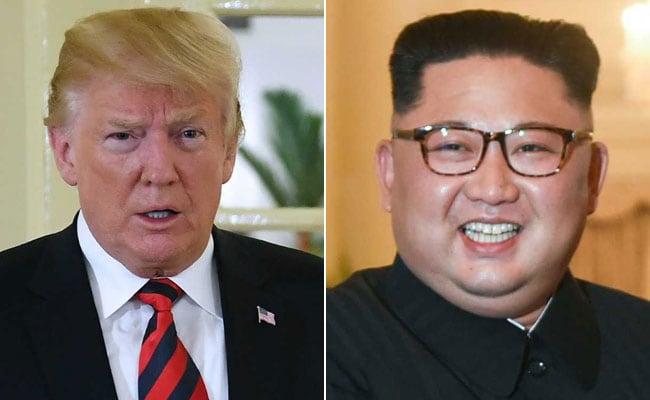 किम के साथ शिखर बैठक से पहले ट्रंप ने दक्षिण कोरिया के राष्ट्रपति मून से की बातचीत