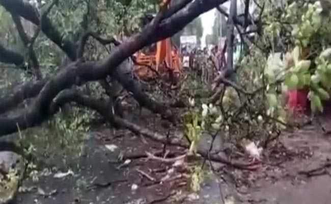 मौसम विभाग ने जारी की चेतावनी,  यूपी-पश्चिम बंगाल और झारखंड में आज फिर आ सकता है आंधी-तूफान