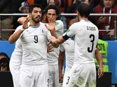 World Cup 2018, Uruguay vs Saudi Arabia Live Football Score: Uruguay Eye Win In Luis Suarez