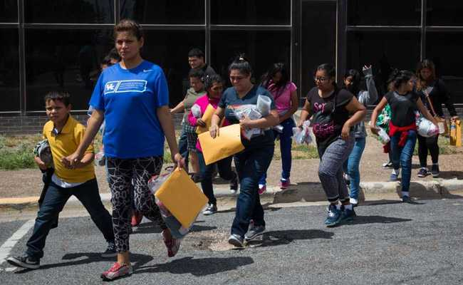 'Are You The Mother?': Woman's Search For Child Taken By US Immigration
