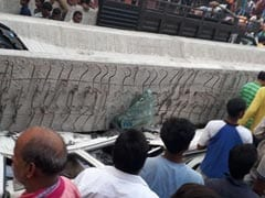 Varanasi Flyover Collapse: Negligence The Main Cause, Say Sources