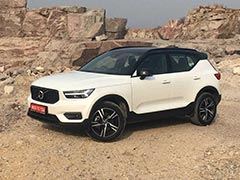 Volvo XC40 Will Be The Company's First Full Electric Model
