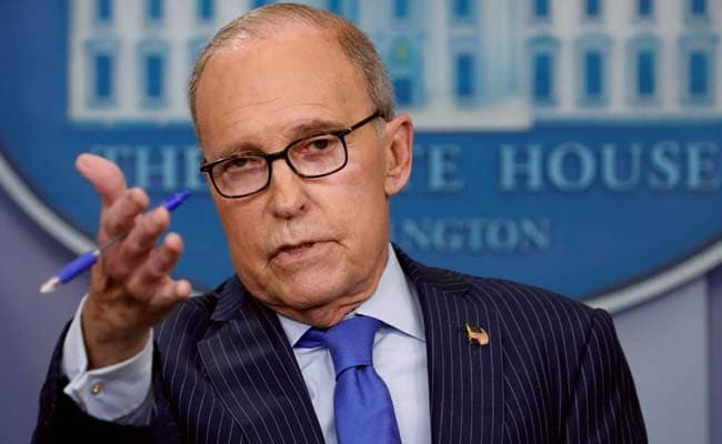 White House economic adviser Larry Kudlow suffers heart attack, Trump says