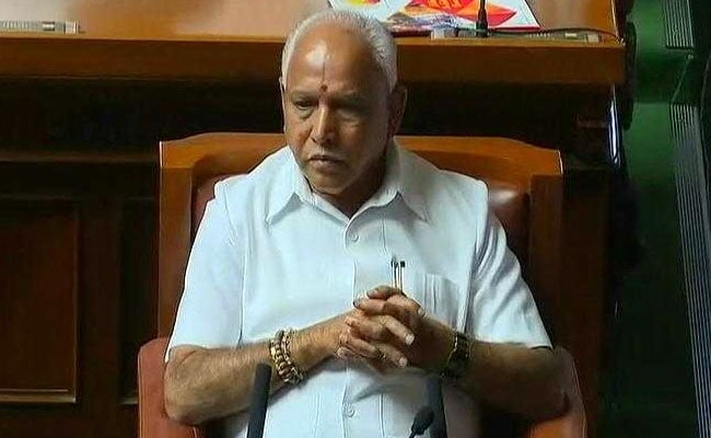#KarnatakaFloorTest - BREAKING : Yeddyurappa Resigns even before the Floor Test