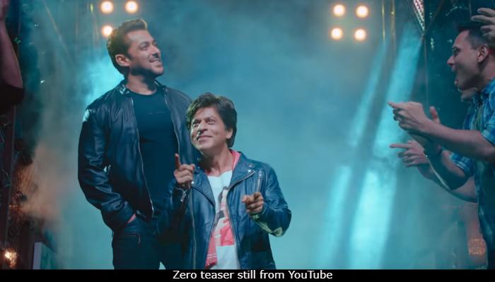 Zero Celebrates Eid : सलमान खान के गालों पर शाहरुख खान का चुम्मा, जानें 5 बिंदास बातें