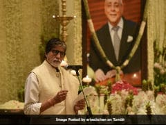 After Rajan Nanda's Prayer Meet, Amitabh Bachchan Writes Poetic Farewell