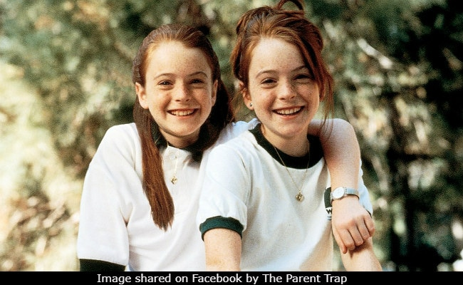 after 20 years of the parent trap the real star is not who you think it