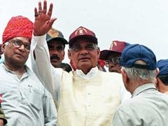 When Atal Bihari Vajpayee Led India's Historic Pokhran Nuclear Tests