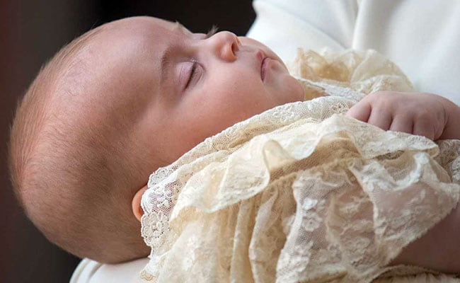 Inside Prince Louis' Christening at The Chapel Royal