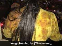 मुंबई : गुटखा खाकर महिला के ऊपर थूका, ट्वीट करके शिकायत की