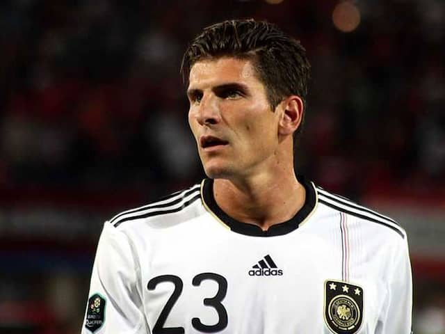 Thats Why Germany Striker Mario Gomez call it a day