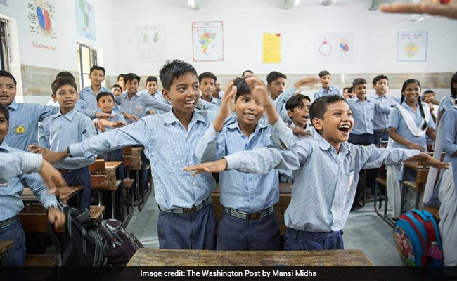 Foreign Media On 'Happiness' Classes In Delhi Schools