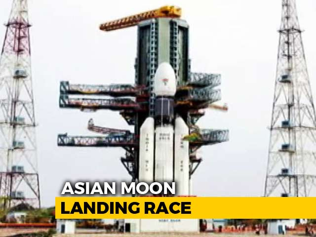 Video : Chandrayaan 2 Delayed, Israel Could Beat India In Race To Moon's Surface