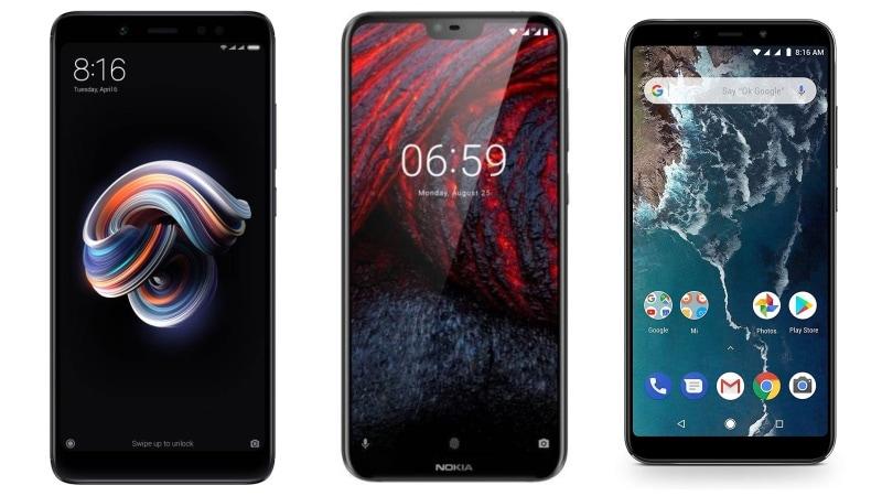 20,000 रुपये तक के बजट वालों के लिए बेस्ट स्मार्टफोन