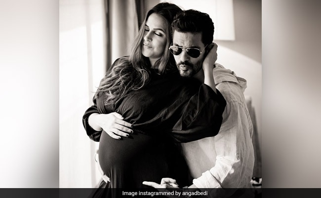 Neha Dhupia Is Pregnant. Angad Bedi Announces With Adorable Post