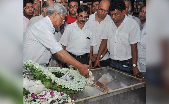 In Somnath Chatterjee's Last Journey, Angry Family Turns Down CPM Request