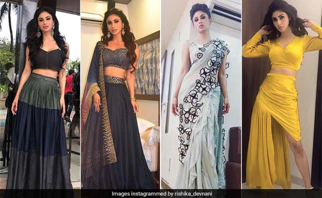 Mouni Roy's Fashion Hits And Misses, Summed Up In 4 Looks