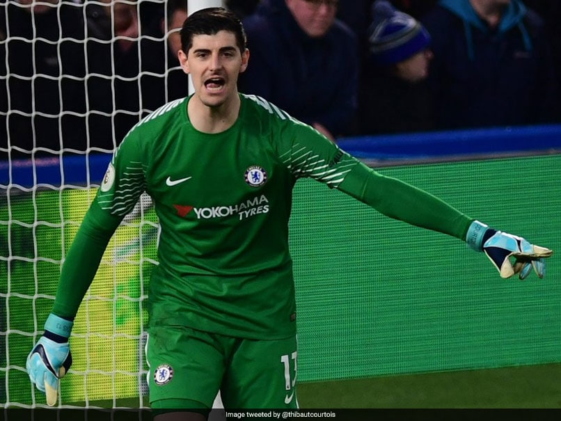 Blues Set to Break World Record for Courtois Replacement