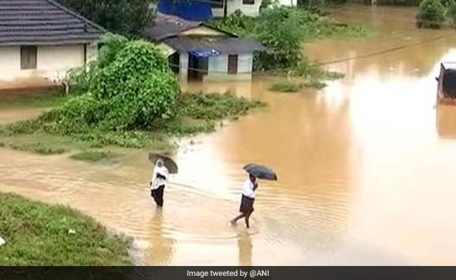Kerala Rains: Holiday Announced For Schools, Colleges In Malappuram District