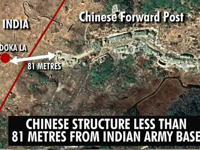 Video : After US Lawmaker's Alert About Doklam, India's Firm Denial