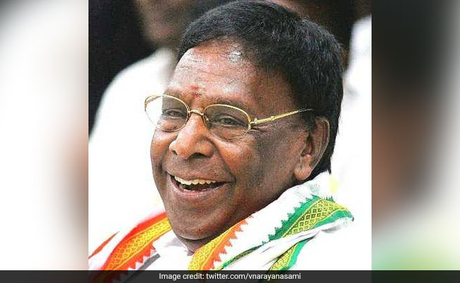 Puducherry Chief Minister Thanks People For Peaceful New Year Eve Celebrations