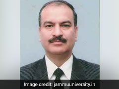 Manoj K Dhar Takes Over As Vice Chancellor Of Jammu Varsity
