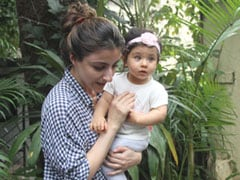 Taimur Ali Khan And Inaaya Khemu: Bollywood's Most Stylish Babies