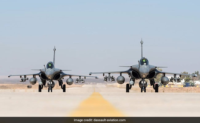 Rafale Will Power India To Fight 'Threat' From China, Pak: Air Chief