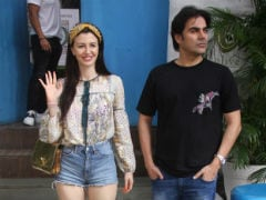 Pics From Arbaaz Khan's Weekend With Rumoured Girlfriend Giorgia Andriani