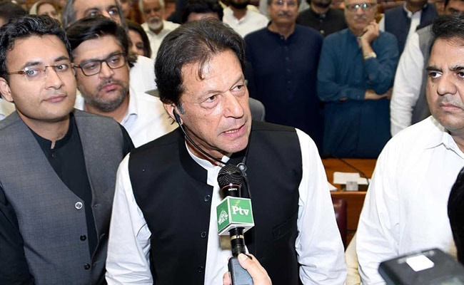 Imran Khan To Auction Buffaloes Kept By Nawaz Sharif In Pak PM House