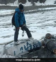 IAF Plane Crashed In 1968, Frozen Body Found 50 Years Later In Himachal