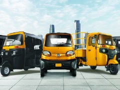 Bajaj Auto To Expand Three-Wheeler And Quadricycle Production To 1 Million Per Year