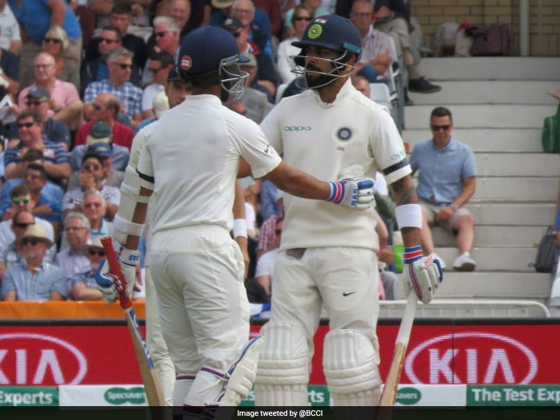 India vs England: India Played Well On First Day