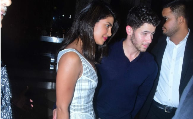 Priyanka and Nick Jonas' engagement festivities kick off in Mumbai